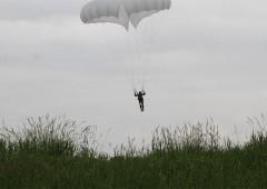 Сборная команда Черноморского флота по парашютному спорту начала тренировки