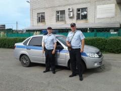 В Белореченске сотрудники Росгвардии нашли пропавших детей