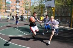 120 дворовых команд из Краснодара вступят в борьбу за Кубок губернатора по уличному баскетболу