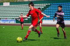 Юные футболисты из Сочи победили в краевом первенстве по футболу