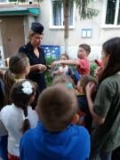 В Моздоке полицейские провели мероприятие для школьников