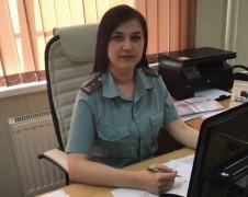 Лучший судебный пристав-исполнитель Кубани работает в Армавире