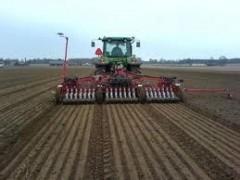 В Волгоградской области аграрии завершили сев яровых