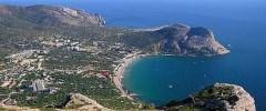 Полуостров Крым остался без света