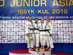Спортсменка северо-осетинского «Динамо» завоевала медаль на Молодежном Кубке Азии по дзюдо