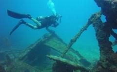 Ростовские дайверы нашли картины Айвазовского на затонувшем в 1895 году пароходе