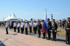 Состоялась церемония перезахоронения останков 161 защитника Севастополя