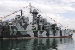 На Черноморском флоте готовятся к военно-спортивному празднику ко Дню ВМФ