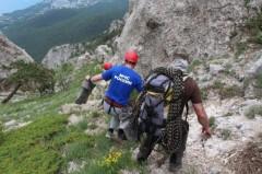 Спасатели МЧС продолжают поиск 13-летнего туриста, пропавшего в горах Сочи