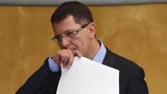 В Москве неизвестный избил депутата Госдумы от ЛДПР Сергея Жигарева