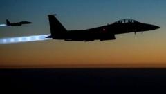 При авианалете сил коалиции на сирийские деревни погибли около 30 человек