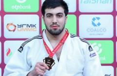 Донской дзюдоист Нияз Ильясов стал победителем Гран-при в Загребе