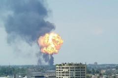 Близ аэропорта в Болонье прогремел мощный взрыв