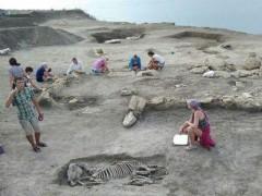 В Крыму археологи нашли массовое захоронение времен Хазарского каганата