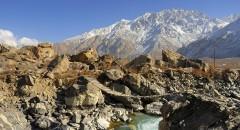 В горах Таджикистана при жесткой посадке вертолета погибли пять человек