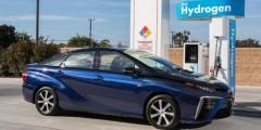 К 2030 году объем продаж транспорта на водородном топливе превысит 500 тыс. единиц в год