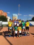 Сборная Кубани по теннису завоевала «серебро» IV летней спартакиады молодежи России