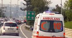 В турецкой Анталье 11 россиян пострадали в ДТП