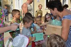 В Невинномысске детвора проводила лето