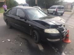 При ДТП в Элисте пострадали два человека