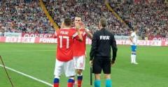 На «Ростов-Арене» Россия разгромила Чехию со счетом 5:1