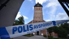 В Швеции задержан подозреваемый по делу о краже королевских регалий