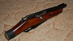 В Калмыкии 40-летний мужчина подозревается в незаконном изготовлении огнестрельного оружия