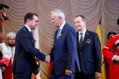 Губернатор вручил награды выдающимся жителям Краснодарского края