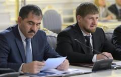 Ингушетия и Чечня подписали соглашение об определении границы