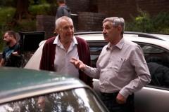 Андрей Смирнов сбежал из тюрьмы в новой остросюжетной комедии «Динозавр»