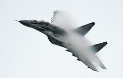 В Московской области разбился истребитель МиГ-29