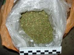 В Адыгее на 44-летнего мужчину завели дело о незаконном хранении наркотиков в крупном размере