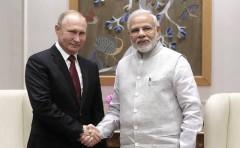 Россия и Индия подписали контракт на поставку С-400