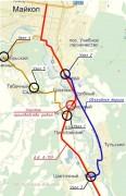 С 8 октября будет закрыто движение транспорта по мосту в Майкопском районе Адыгеи