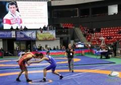 Открытые краевые соревнования по вольной борьбе памяти Бесика Кудухова в Краснодаре