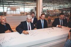 «Главстрой-Усть-Лабинск» запустил линию по производству новых стройматериалов