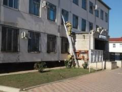 В Адыгее прошли совместные учения полиции и МЧС