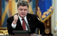 Порошенко пригрозил Москве украинской авиацией