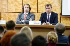Вице- губернатор Андрей Коробка: «Биржа – та самая площадка, которая дает возможность реализовать зерно по выгодной цене»