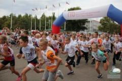 Всероссийский день бега «Кросс Нации» в Краснодаре