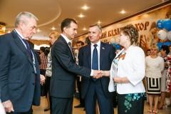 Вениамин Кондратьев сказал приветственное слово участникам конкурса «ТЭФИ-Регион»