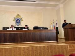 В Ставрополе на коллегии СКР подвели итоги работы девяти месяцев