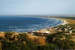 Сеть марин по всему побережью вплоть до Крыма