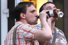 Южный город вошел в десятку самых пьющих городов России