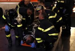 При аварии в метро Рима госпитализированы 15 болельщиков ЦСКА