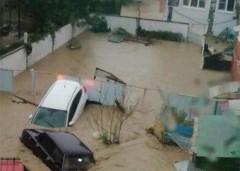 В Туапсинском районе начали оценивать ущерб от стихии