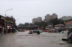 Краевой штаб Министерства здравоохранения работает в зоне подтопления