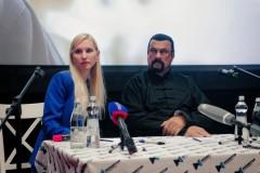 Стивен Сигал посетил Краснодар