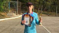 Невинномысский теннисист стал победителем и призером пяти соревнований