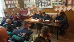 Помощь пассажирам отложенных рейсов из-за непогоды в Сочи